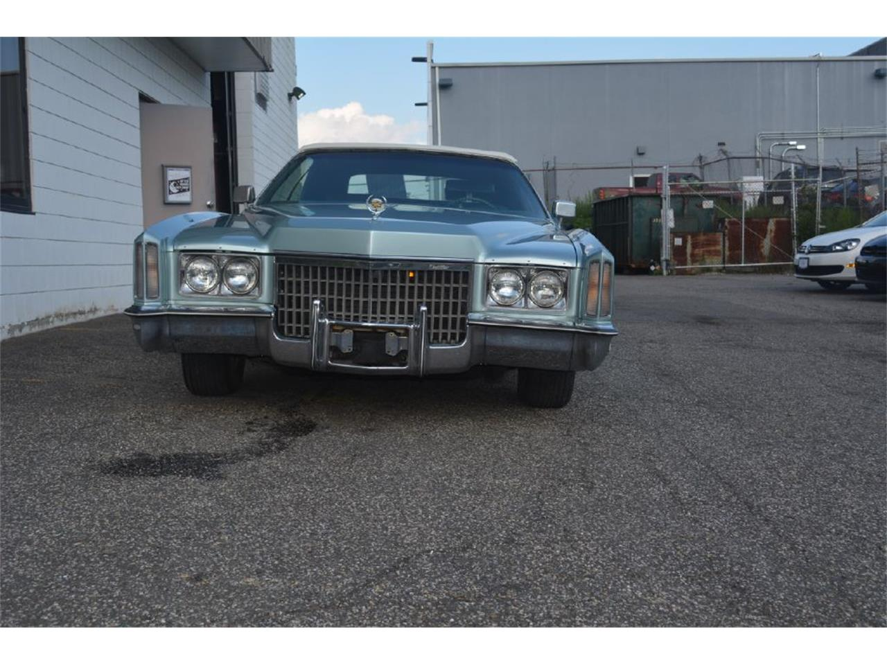 1972 Cadillac Eldorado (CC-1250110) for sale in West Pittston, Pennsylvania
