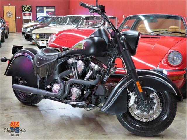 2010 Indian Chief (CC-1251102) for sale in Tempe, Arizona