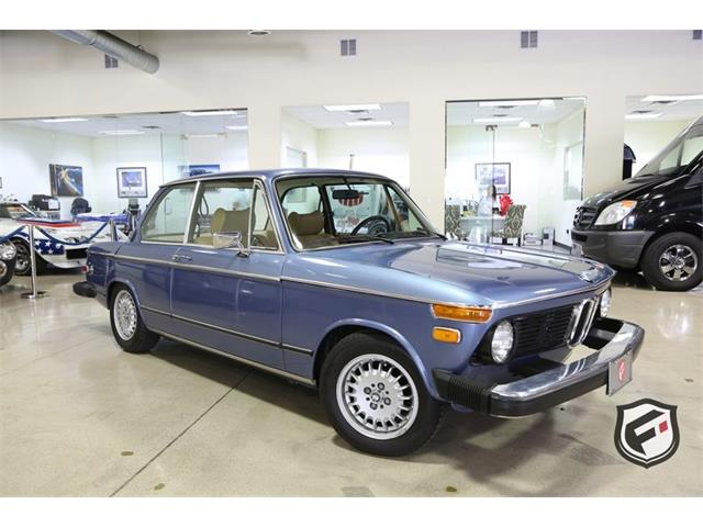 1976 BMW 2002 (CC-1251106) for sale in Chatsworth, California