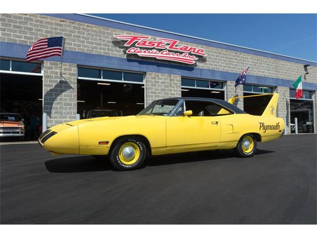 1970 Plymouth Superbird (CC-1250114) for sale in St. Charles, Missouri