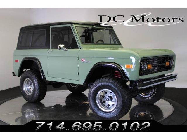 1971 Ford Bronco (CC-1251151) for sale in Anaheim, California