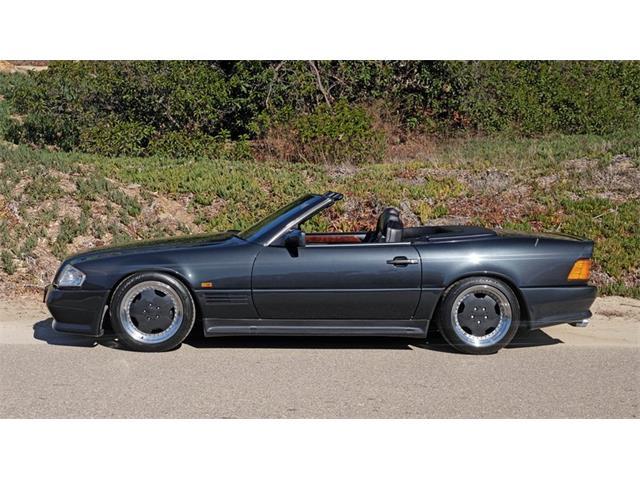 1991 Mercedes-Benz 500 (CC-1251181) for sale in San Diego, California
