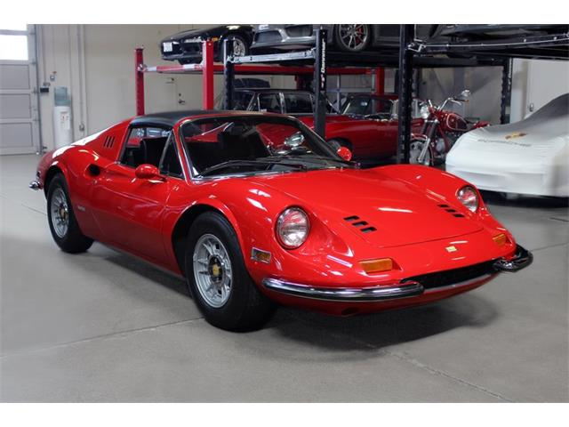 1973 Ferrari 246 GT (CC-1251192) for sale in San Carlos, California