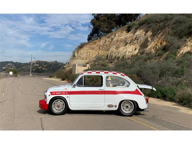 1965 Fiat Abarth (CC-1251201) for sale in San Diego, California