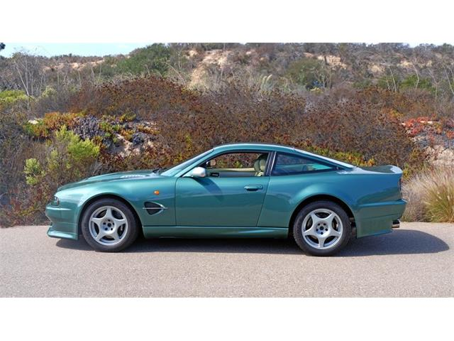 2000 Aston Martin Vantage (CC-1251205) for sale in San Diego, California