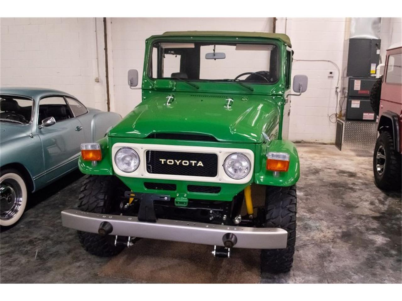 1982 Toyota Land Cruiser FJ (CC-1251213) for sale in Brandon, Mississippi