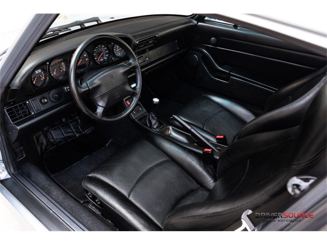 1996 Porsche 911 (CC-1251216) for sale in Houston, Texas