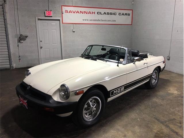 1978 MG MGB (CC-1251220) for sale in Savannah, Georgia