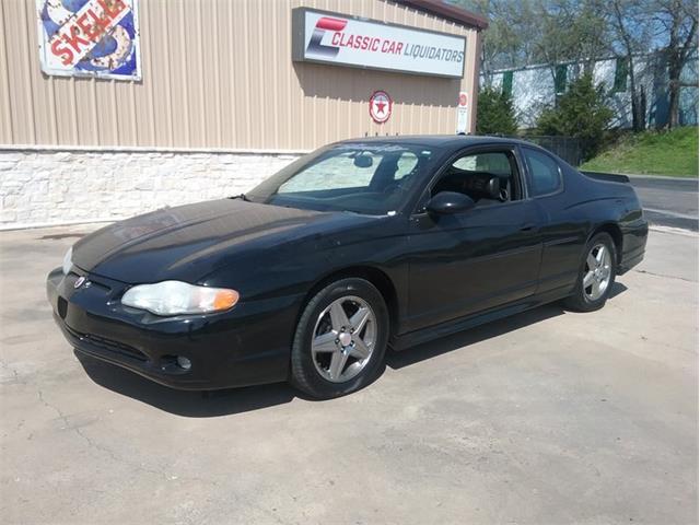 2004 Chevrolet Monte Carlo (CC-1251243) for sale in Sherman, Texas