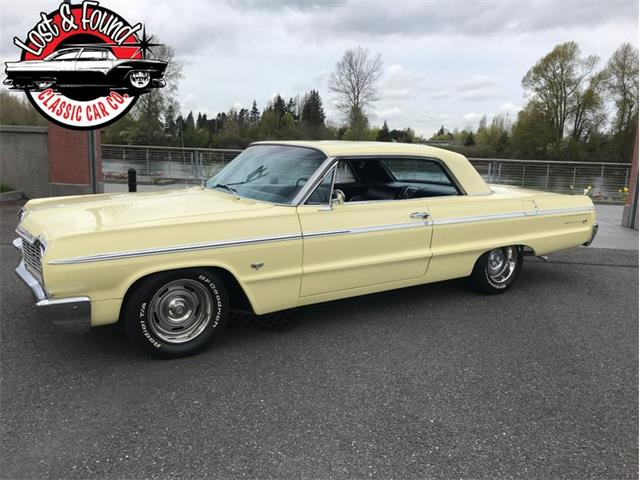 1964 Chevrolet Impala (CC-1251271) for sale in Mount Vernon, Washington