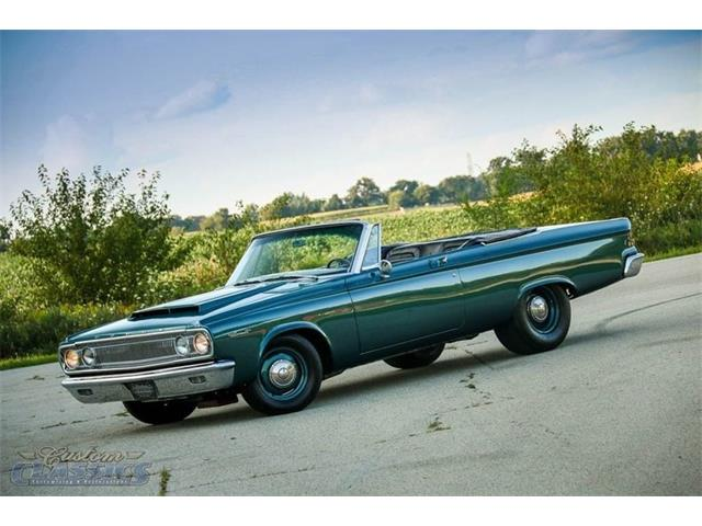 1965 Dodge Coronet (CC-1251274) for sale in Island Lake, Illinois