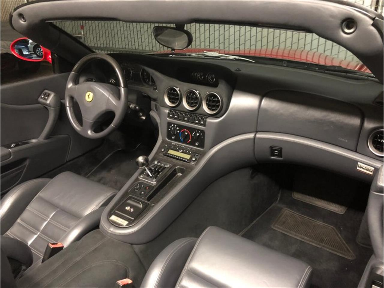 2001 Ferrari 550 Maranello (CC-1251311) for sale in Los Angeles, California