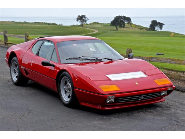 1982 Ferrari 512 (CC-1251321) for sale in Santa Barbara, California