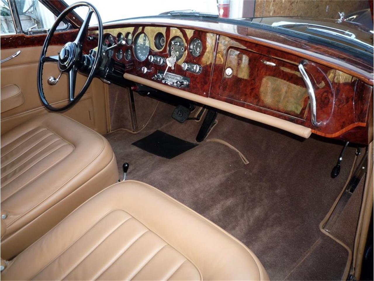 1961 Bentley S2 (CC-1251322) for sale in Santa Barbara, California