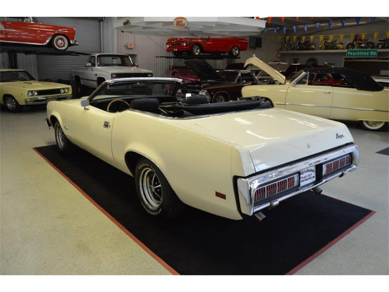 1973 Mercury Cougar XR7 (CC-1251350) for sale in Loganville, Georgia