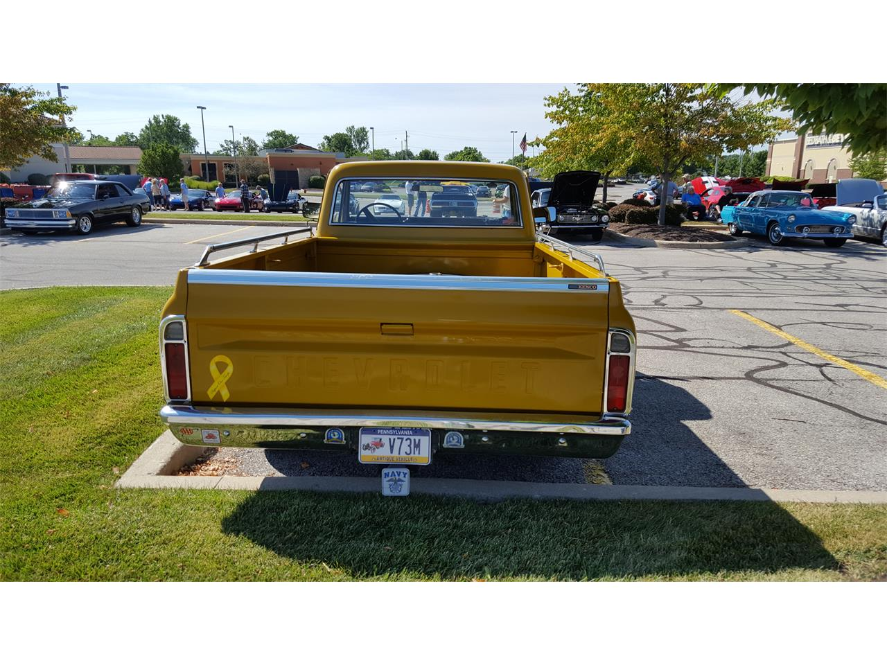 1972 Chevrolet C10 (CC-1251368) for sale in Fort Wayne, Indiana