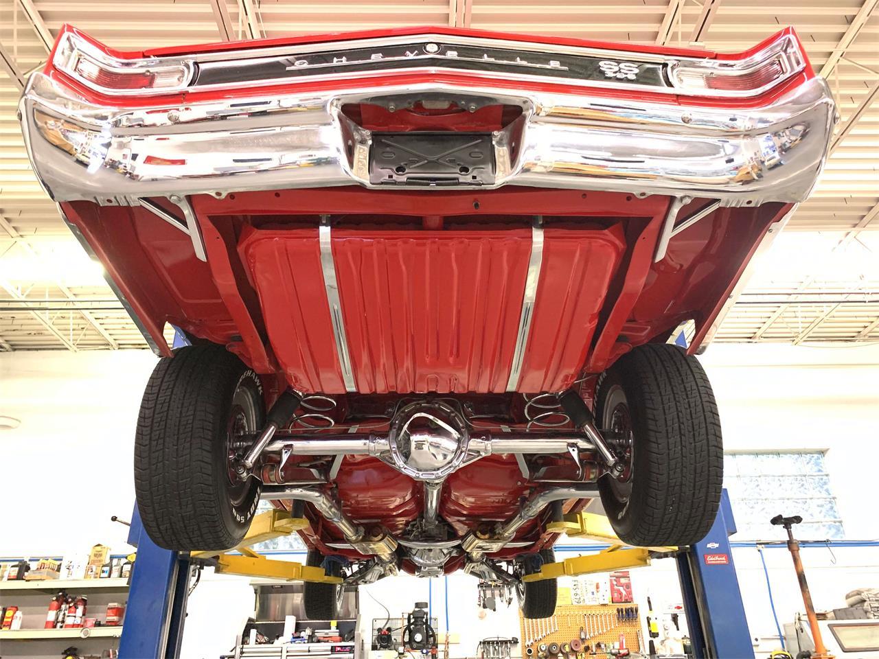 1966 Chevrolet Chevelle SS (CC-1251416) for sale in North Royalton, Ohio