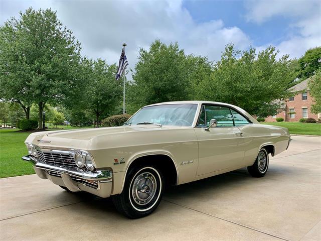 1965 Chevrolet Impala SS (CC-1251417) for sale in North Royalton, Ohio