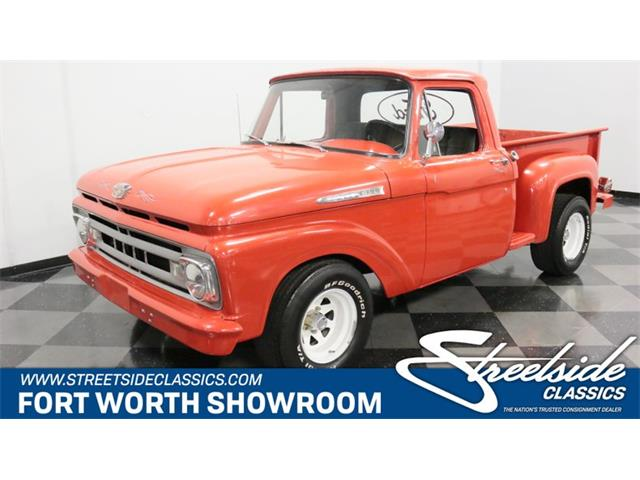 1961 Ford F100 (CC-1251431) for sale in Ft Worth, Texas