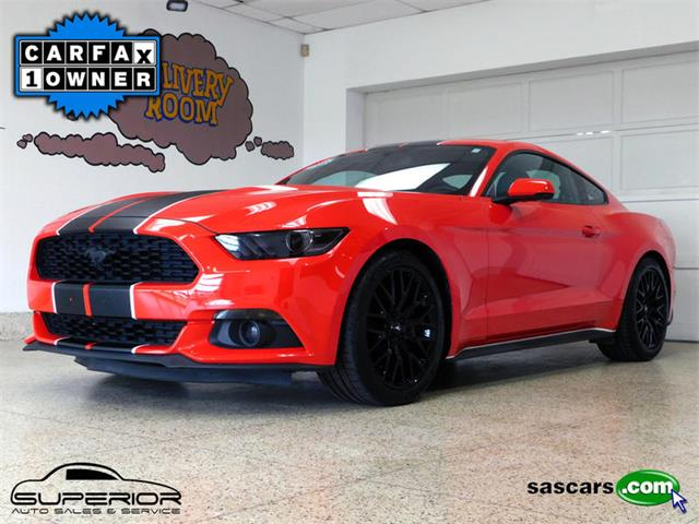 2015 Ford Mustang (CC-1251453) for sale in Hamburg, New York