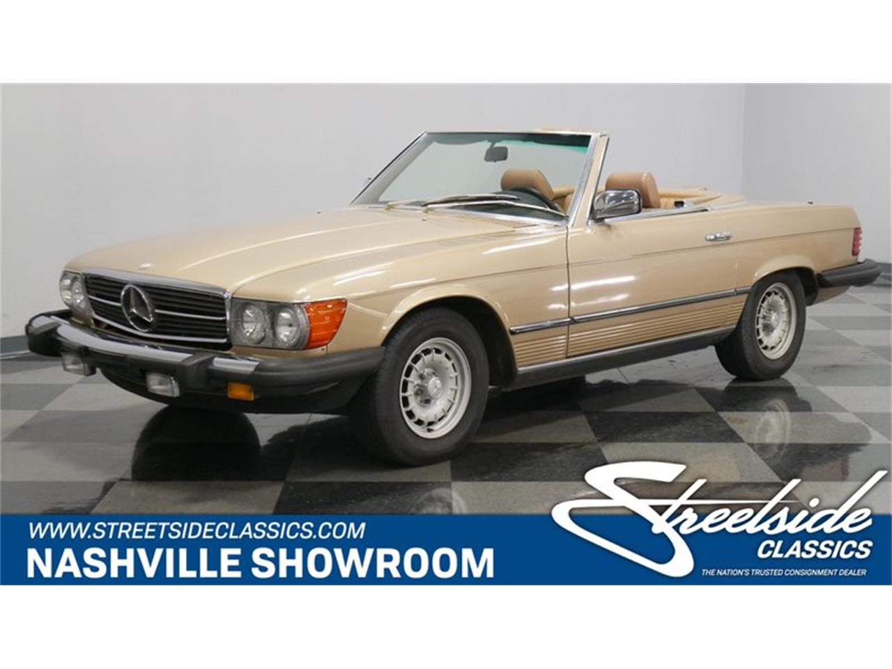 1985 Mercedes-Benz 380SL (CC-1251454) for sale in Lavergne, Tennessee