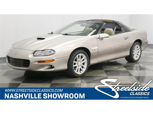 2000 Chevrolet Camaro (CC-1251459) for sale in Lavergne, Tennessee