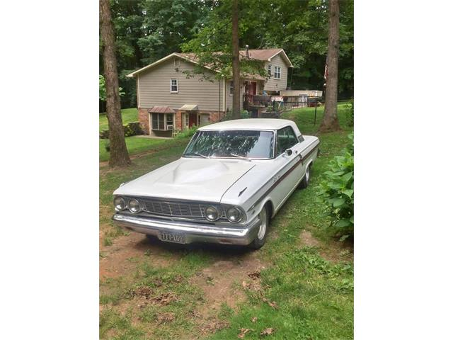 1964 Ford Fairlane (CC-1251483) for sale in West Pittston, Pennsylvania