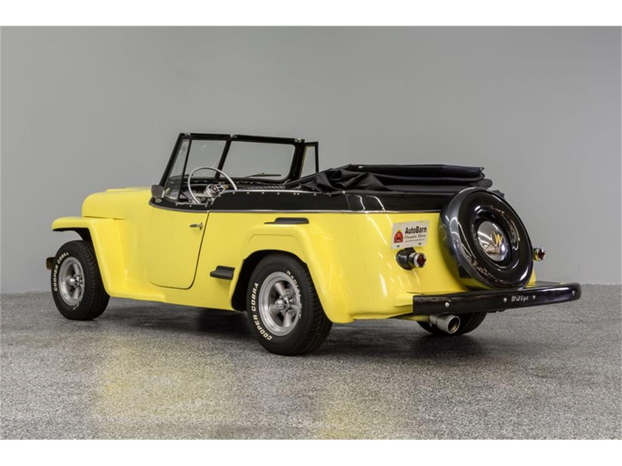 1950 Willys Jeepster (CC-1251489) for sale in Concord, North Carolina