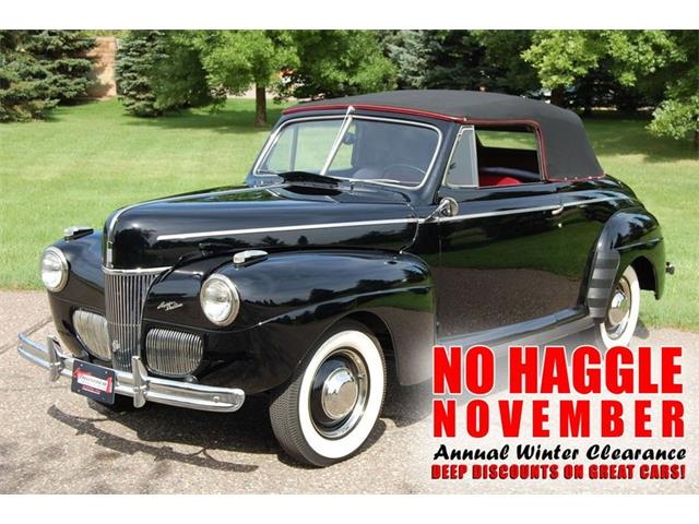 1941 Ford Super Deluxe (CC-1251494) for sale in Rogers, Minnesota