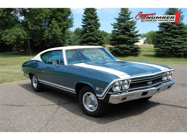 1968 Chevrolet Chevelle (CC-1251513) for sale in Rogers, Minnesota