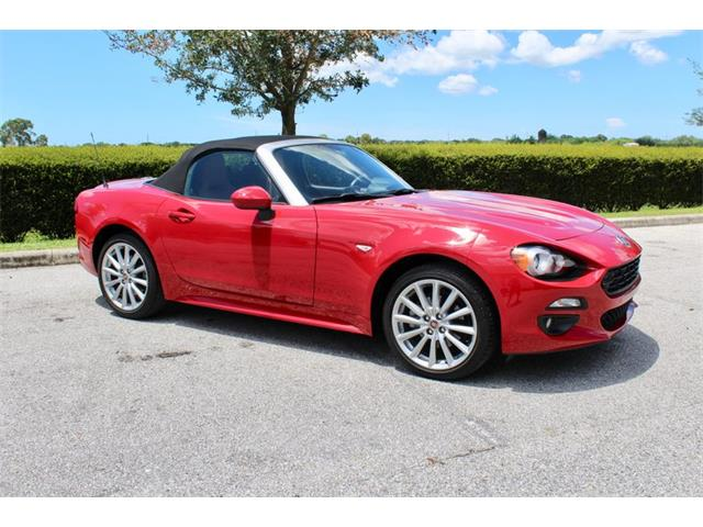 2017 Fiat 1200 (CC-1251552) for sale in Sarasota, Florida