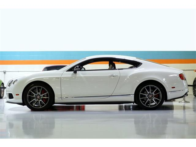 2015 Bentley Continental (CC-1251575) for sale in Solon, Ohio