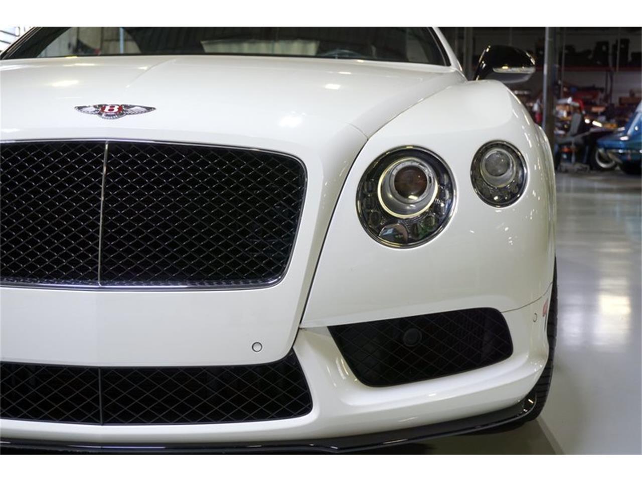 2015 Bentley Continental (CC-1251575) for sale in Solon, Ohio