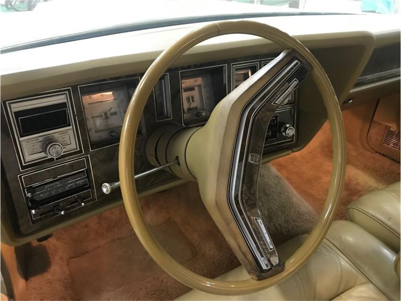 1977 Lincoln Continental (CC-1251592) for sale in Brandon, Mississippi