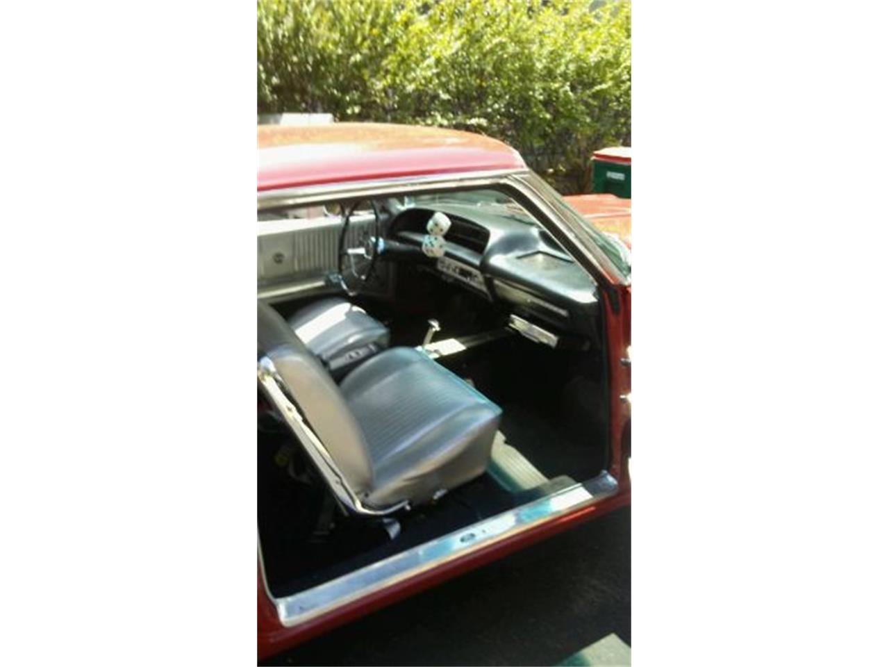 1964 Chevrolet Impala (CC-1250016) for sale in Cadillac, Michigan