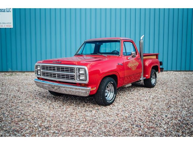 1979 Dodge D150 (CC-1251612) for sale in Vernal, Utah