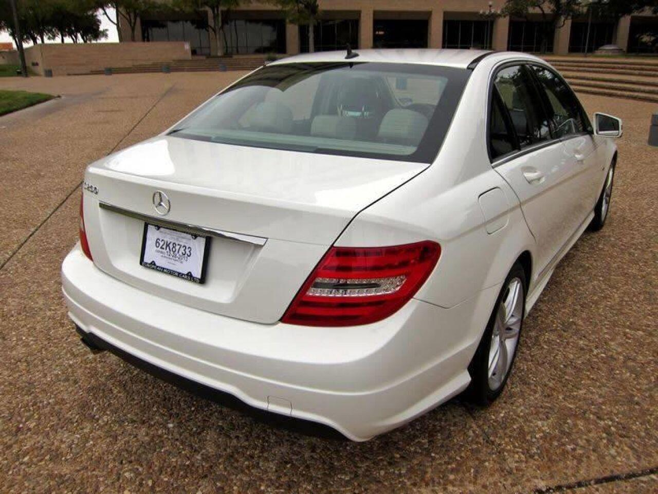 2013 Mercedes-Benz C-Class (CC-1251619) for sale in Fort Worth, Texas