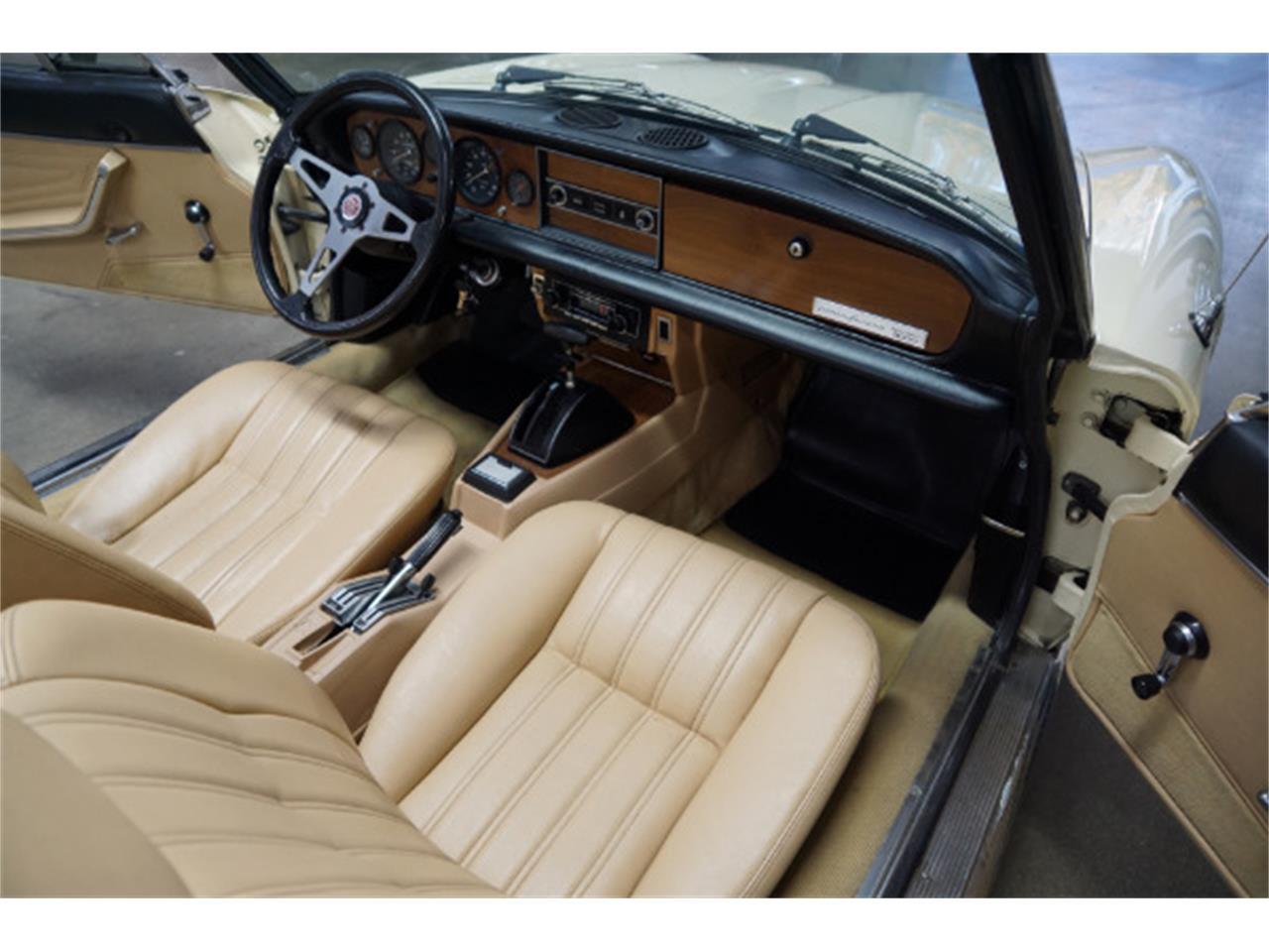 1981 Fiat Spider (CC-1251629) for sale in Torrance, California