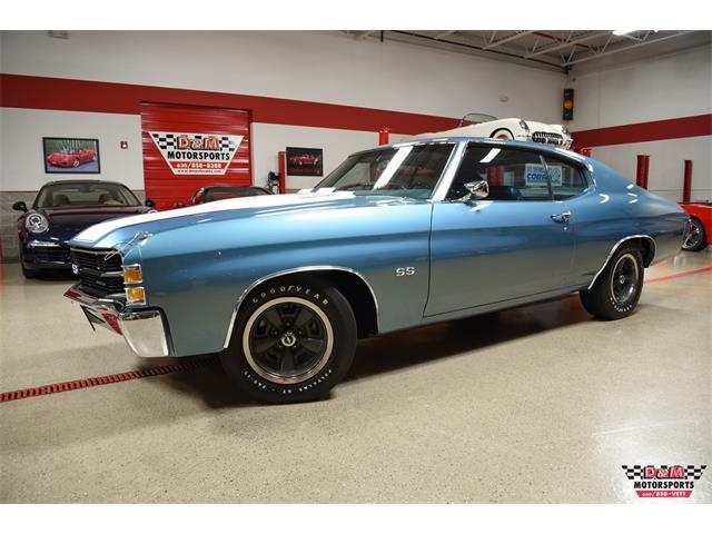 1971 Chevrolet Chevelle (CC-1251642) for sale in Glen Ellyn, Illinois