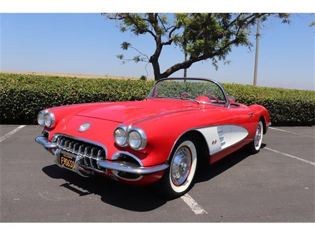 1958 Chevrolet Corvette (CC-1251645) for sale in Anaheim, California
