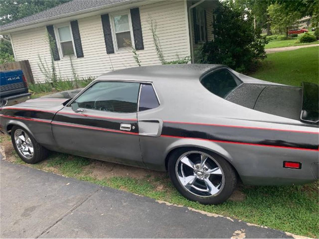 1973 Ford Mustang (CC-1250165) for sale in Cadillac, Michigan