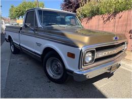 1970 Chevrolet C10 (CC-1251668) for sale in Roseville, California