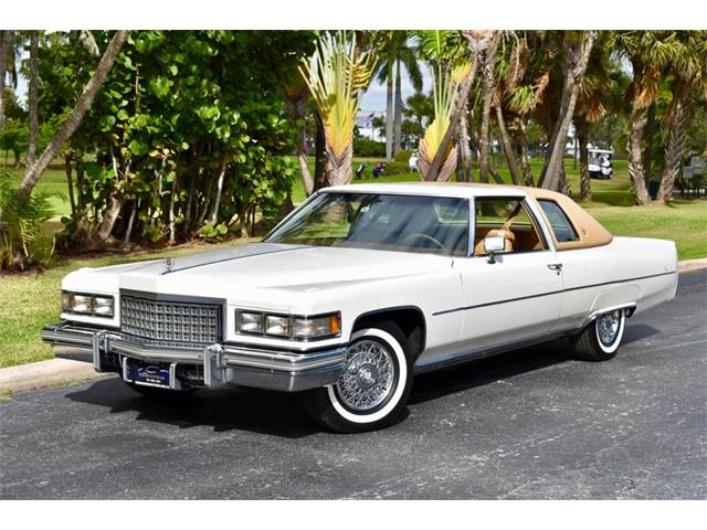1976 Cadillac Coupe (CC-1251675) for sale in Delray Beach, Florida