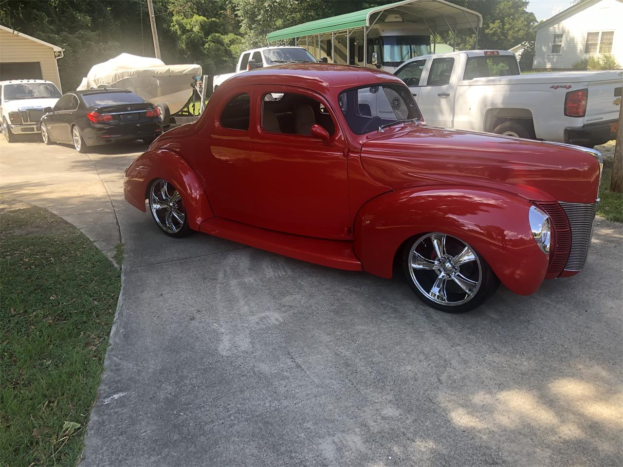 1940 Ford 2-Dr Coupe (CC-1251690) for sale in Gastonia, North Carolina