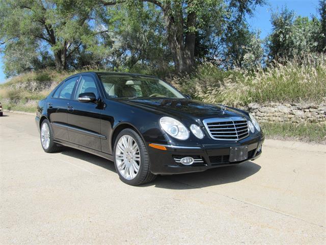 2008 Mercedes-Benz E350 (CC-1251706) for sale in Omaha, Nebraska