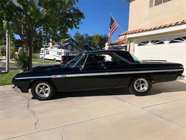 1964 Plymouth Fury (CC-1251709) for sale in orange, California