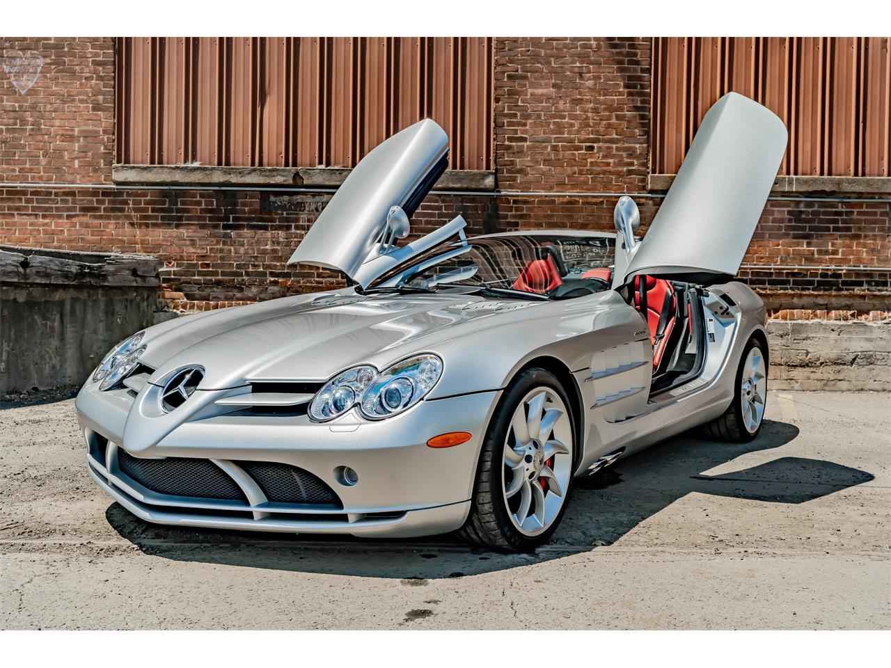 2008 Mercedes-Benz SLR McLaren for Sale   ClassicCars.com ...