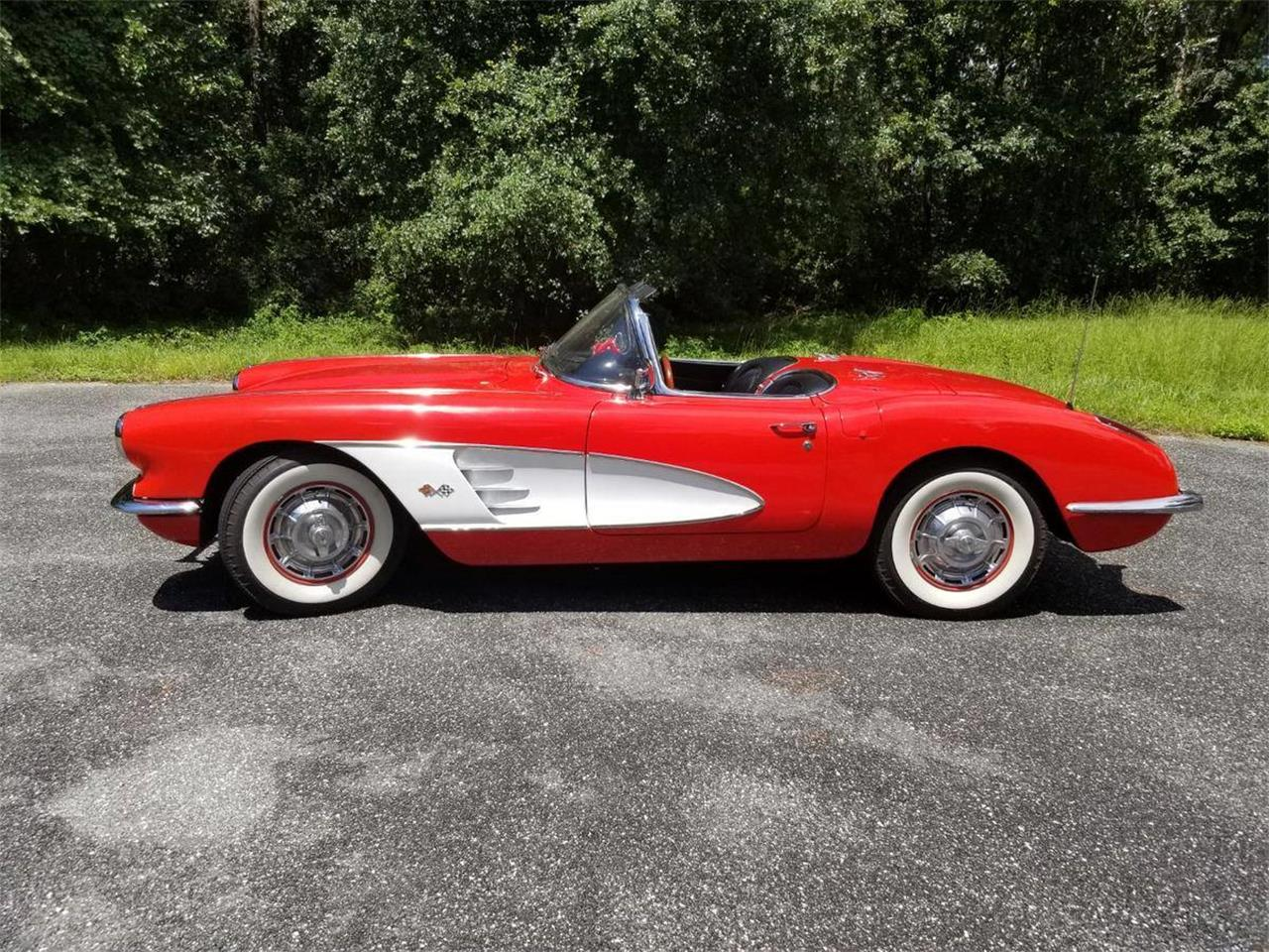 1960 Chevrolet Corvette (CC-1251715) for sale in lake city, Florida