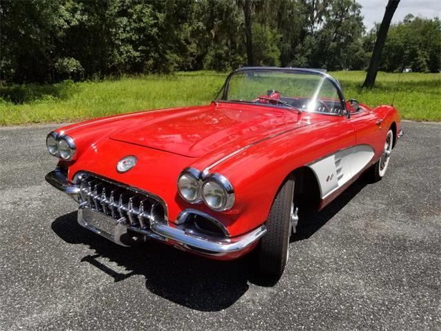 1960 Chevrolet Corvette (CC-1251715) for sale in lake city, Florida