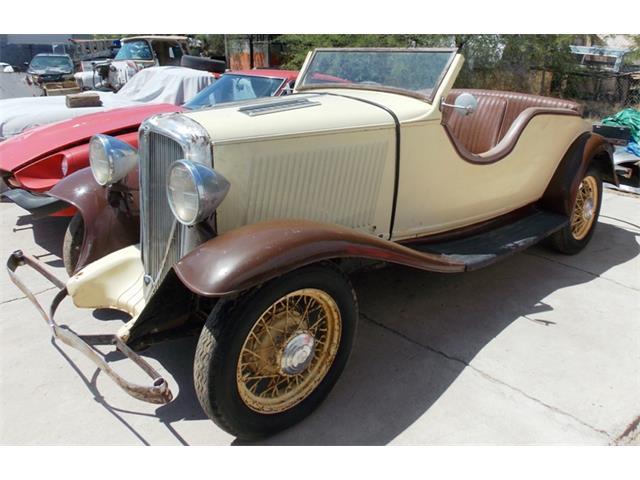 1932 Studebaker Custom (CC-1251722) for sale in Tucson, AZ - Arizona